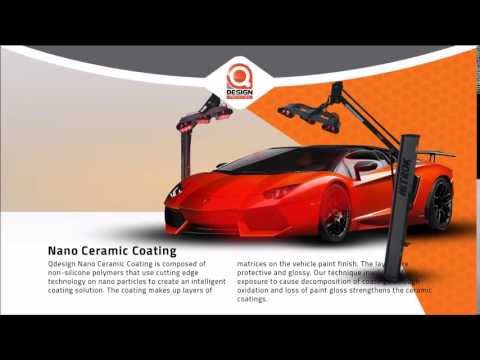 Qdesign Auto Center - Nano Coating