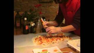 Silk Painting with Fiona Stolze - How to Make a Silk Scarf in your Microwave
