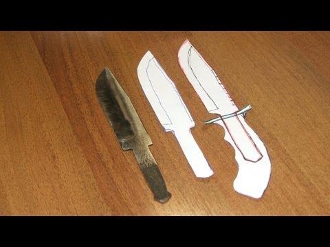 Своими руками для изготовления ножей