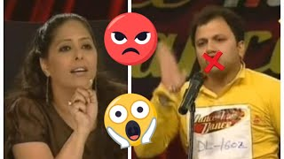 Video OMG! JUDGES GOT SUPER ANGRY On This RUDE Contestant - Dance India Dance - Dehli Auditions download in MP3, 3GP, MP4, WEBM, AVI, FLV January 2017
