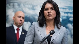 Tulsi Gabbard Rips Interventionism In First Campaign Ad