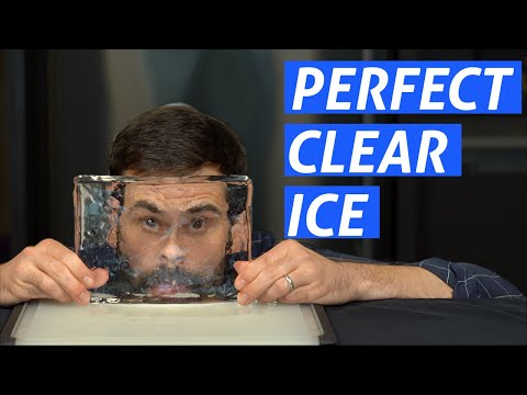 How To Make Perfectly Clear Ice For The Best