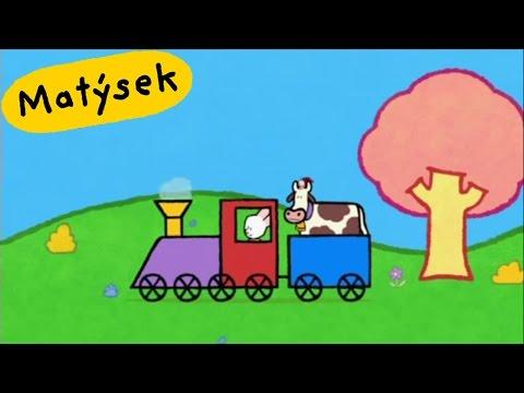 Matýsek a Jája - Vlak