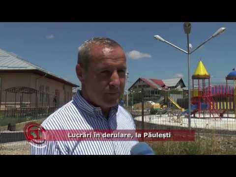 Emisiunea Proiecte pentru comunitate – 13 iulie 2016 – Păulești