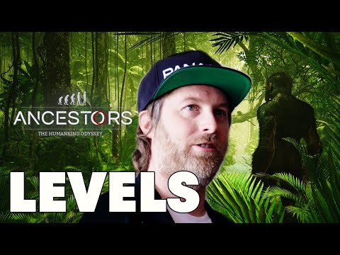 Our history, our legacy, their game - Ancestors | Levels
