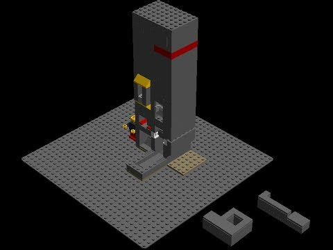 comment construire une machine a bonbon en lego la r ponse est sur. Black Bedroom Furniture Sets. Home Design Ideas