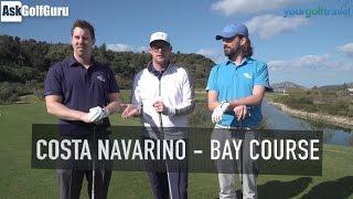 Costa Navarino Greece  City pictures : Costa Navarino - Bay Course