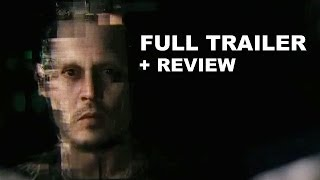 Nonton Transcendence 2014 Official Trailer + Trailer Review : HD PLUS Film Subtitle Indonesia Streaming Movie Download