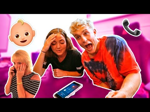 TELLING MY PARENTS I GOT A GIRL PREGNANT **PRANK WARS** (видео)