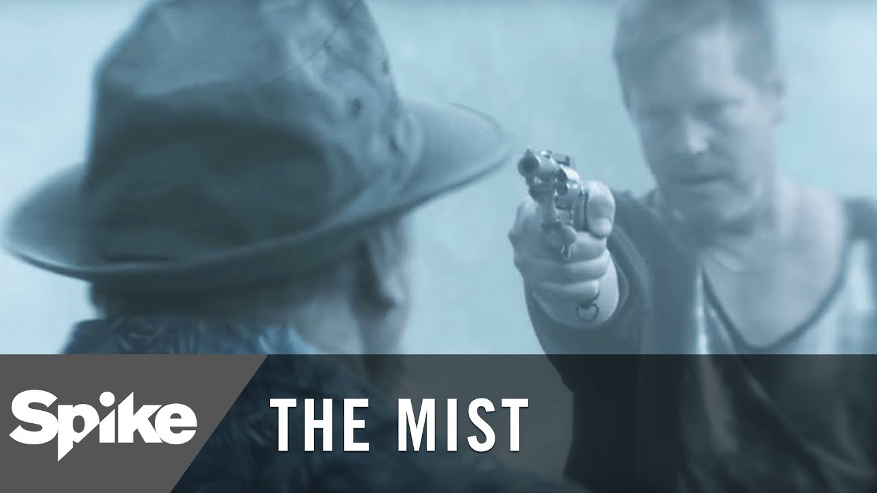 It's Coming! Fear. Human. Nature. Watch There's Something in 'The Mist' in Spike TV's Eerie Stephen King Adaptation