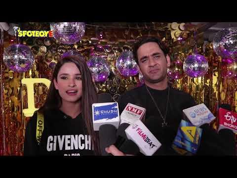 Vikas Gupta, Chetna Pande & Bhumi Pednekar Get candid At Dabboo Ratnani's Calender Launch | SpotboyE