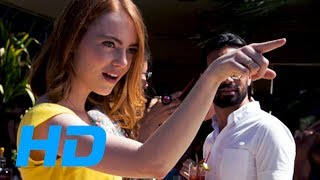 I Ran - Pool Party Scene [La La Land / 2016] - Movie Clip HD