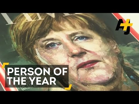 "Why Time Named Angela Merkel ""Person Of The Year"""