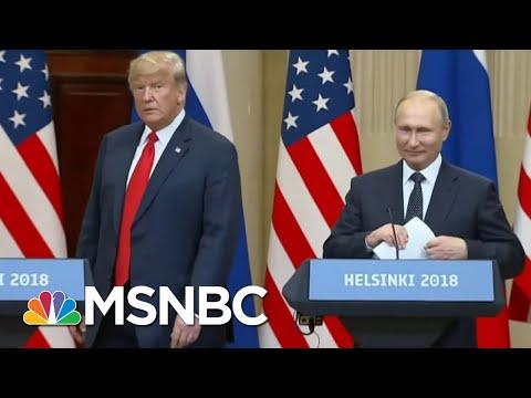 WaPo: US Has No Detailed Record Of President Donald Trump's Meetings With Putin | Hardball | MSNBC
