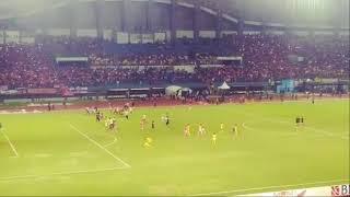 Video Atraksi Jakmania Saat Ramdani Menjebol Gawang Bhayangkara FC ke dua kalinya Bhayangkara FC VS Persij MP3, 3GP, MP4, WEBM, AVI, FLV November 2017