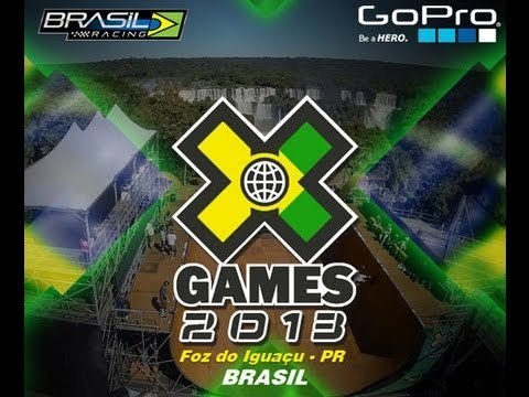Brasil Racing e GoPro no X Games 2013
