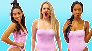 Trying One Size Fits All Clothing?! (PART 2) by Clevver Style