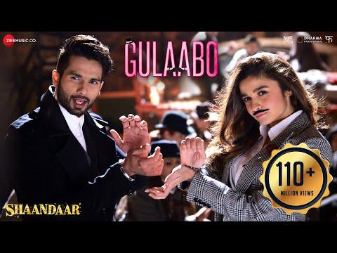 Download Gulaabo - Full Video| Shaandaar | Alia Bhatt & Shahid Kapoor | Vishal Dadlani | Amit Trivedi hd file 3gp hd mp4 download videos
