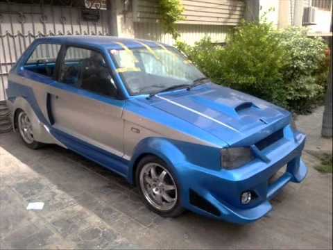 Modified Cars Of Karachi