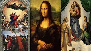 Some of the greatest paintings in history were created during the Renaissance. Here are 10 most famous masterpieces of Renaissance art. Music:Snow Queen by Kevin Macleod -Sounds:Page_Turn by Mark_DiAngelo - http://soundbible.com/2066-Page-Turn.htmlDrop Sword by Caroline Ford - http://soundbible.com/906-Drop-Sword.htmlKnife Slash by Imbubec - http://freesound.org/people/lmbubec/fall on carpet by j0rd4nkzf - https://www.freesound.org/people/j0rd4nkzf/