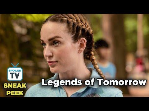 "Legends of Tomorrow 4x04 Sneak Peek ""Wet Hot American Bummer"""