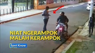 Video 6 Aksi Maling Paling Bodoh & Lucu Yang Terekam CCTV MP3, 3GP, MP4, WEBM, AVI, FLV Februari 2019