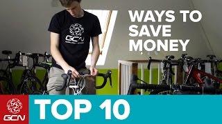 Top 10 Ways To Save Money Through Cycling