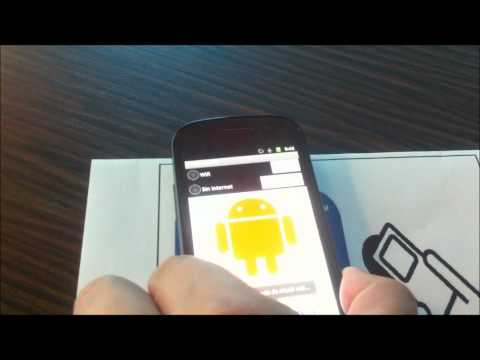 Video of NFC & WIFI