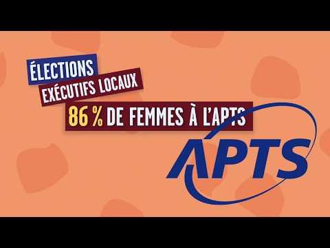 Faites la différence | élections APTS