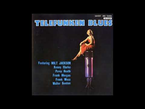 Kenny Clarke – Telefunken Blues (Full Album)