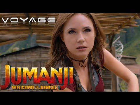 Dance Fighting!   Jumanji: Welcome To The Jungle   Voyage