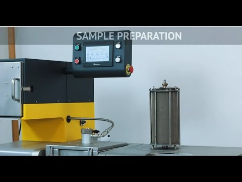 PaveAnalyzer —  How-to automatic binder and filling extraction from asphalt mixture — IPC Global | CONTROLS Group