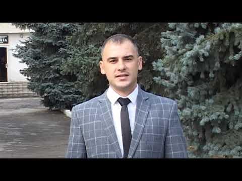 Евгений Густой - независимый кандидат на функцию мэра города
