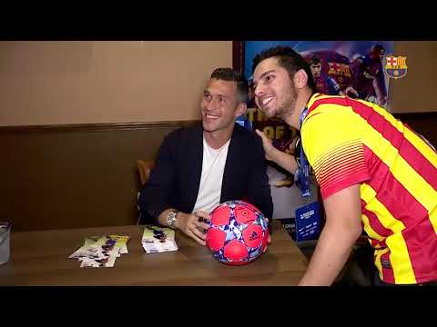 Luis Garcia – FCBarcelona Dallas