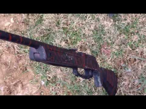 Beeman Silver Kodiak X2 Dual Caliber Air Rifle Review + Some Fun