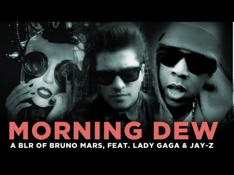 Bad Lip Reading - Morning Dew (Mars, Gaga, Jay-Z)