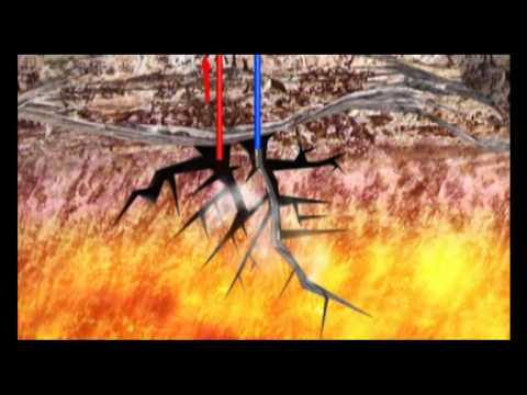 energía geotérmica