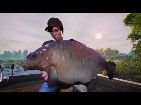 Dovetail Games Euro Fishing - Manor Farm Lake DLC Trailer