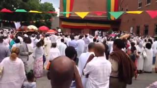 St. Michael Ethiopian Church Annual Celebration (part3)