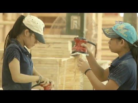 Tin Tức 24h: Xuất khẩu đồ gỗ vượt kế hoạch tới năm 2020