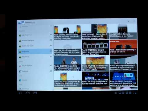 Video of Android Style HD News
