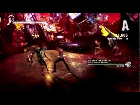 DmC Devil May Cry on PC Gets Videos and Screenshots