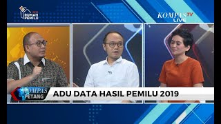 Video Hanya Tolak Hasil Pilpres, Ini Alasan BPN Prabowo-Sandi | Adu Data Hasil Pemilu 2019 [2] MP3, 3GP, MP4, WEBM, AVI, FLV Juli 2019