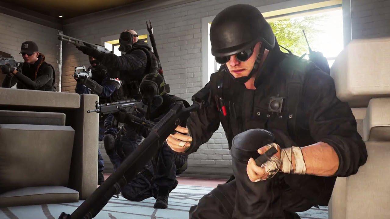 RAINBOW SIX SIEGE – Operator Gameplay Trailer (PS4 / Xbox One) #VideoJuegos #Consolas