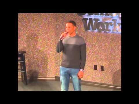 Troy Walker ComedyWorks South 01 19 2014