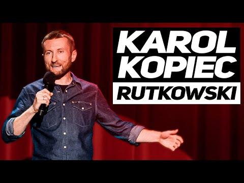 StandUp! - Kopiec Karol - Detektyw Rutkowski (18+)