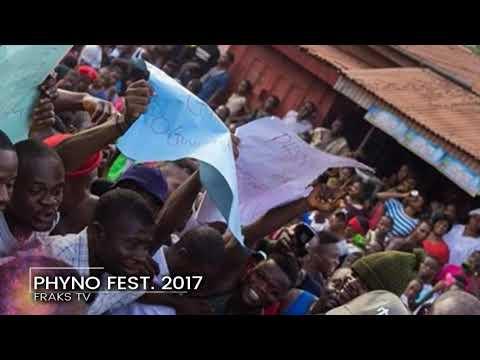 PHYNO FEST. 2017 PERFORMANCES (ENUGU) | SHUTDOWN