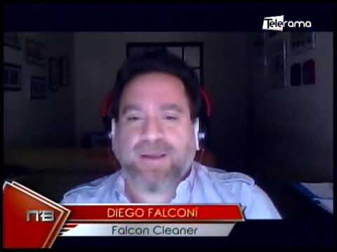 Empresa Falcon Cleaner servicios de limpieza y desinfección