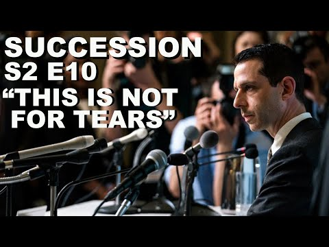 """Succession Season 2 Episode 10 """"This Is Not for Tears"""" 