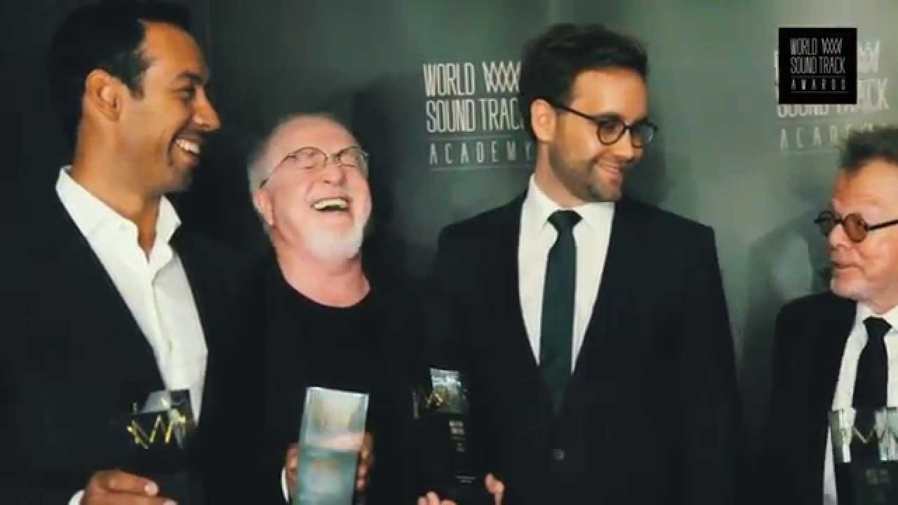 Beleef de 15e editie van de World Soundtrack Awards opnieuw!